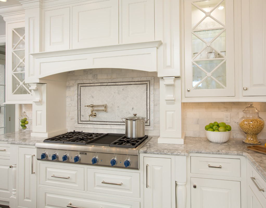 - Choosing The Perfect Kitchen Backsplash