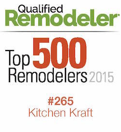 Kitchen Kraft Made The Top 500 Remodeler List