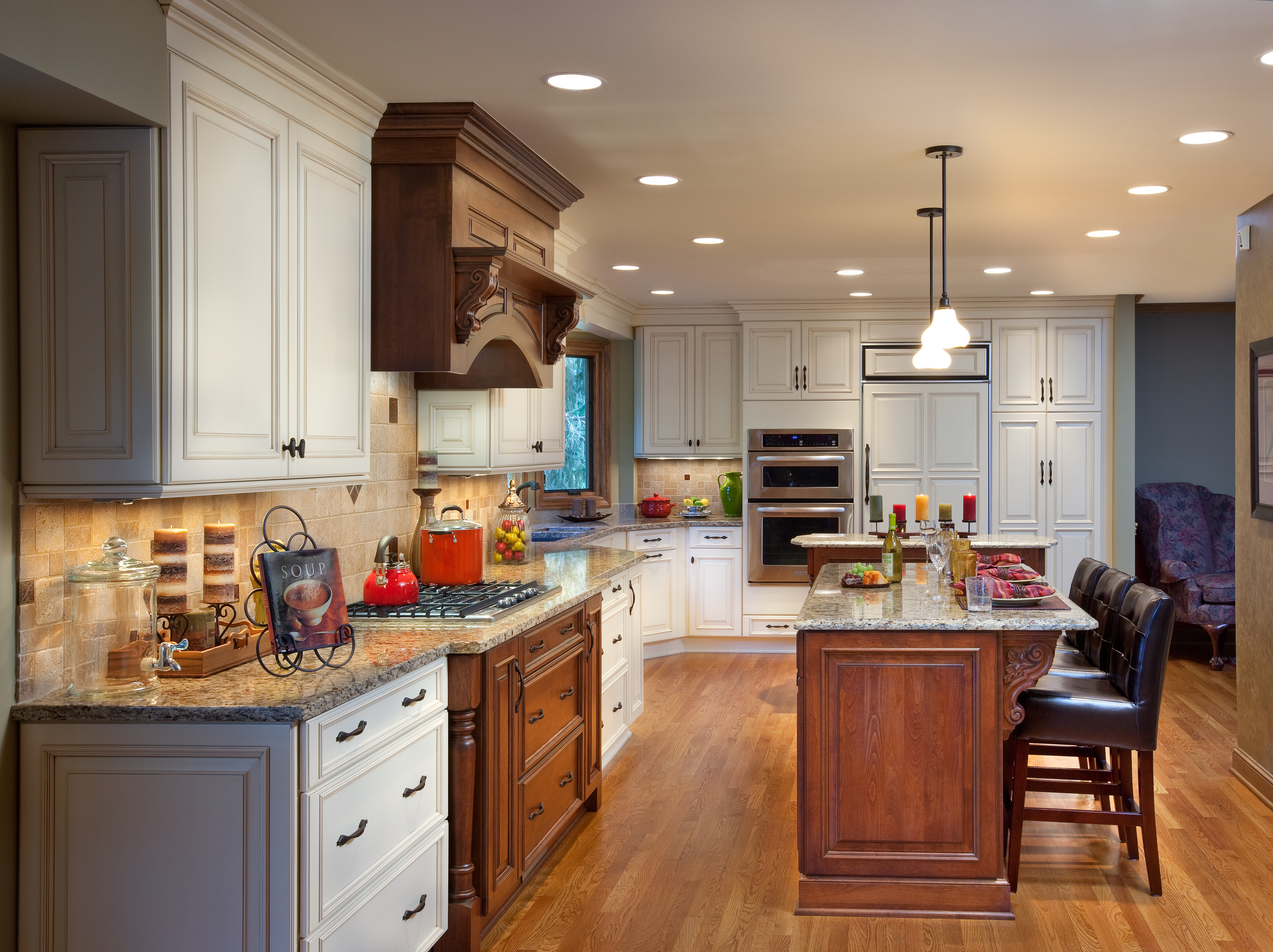 A House Divided Columbus Kitchen Remodel