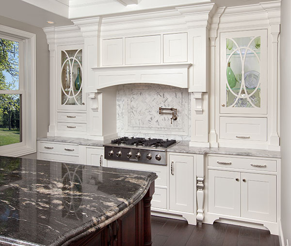 Grabill Cabinetry offers an unlimited selection of door styles and finishes, i.e. brush stroke and weathered looks. Visiting our showroom will give you lots ...