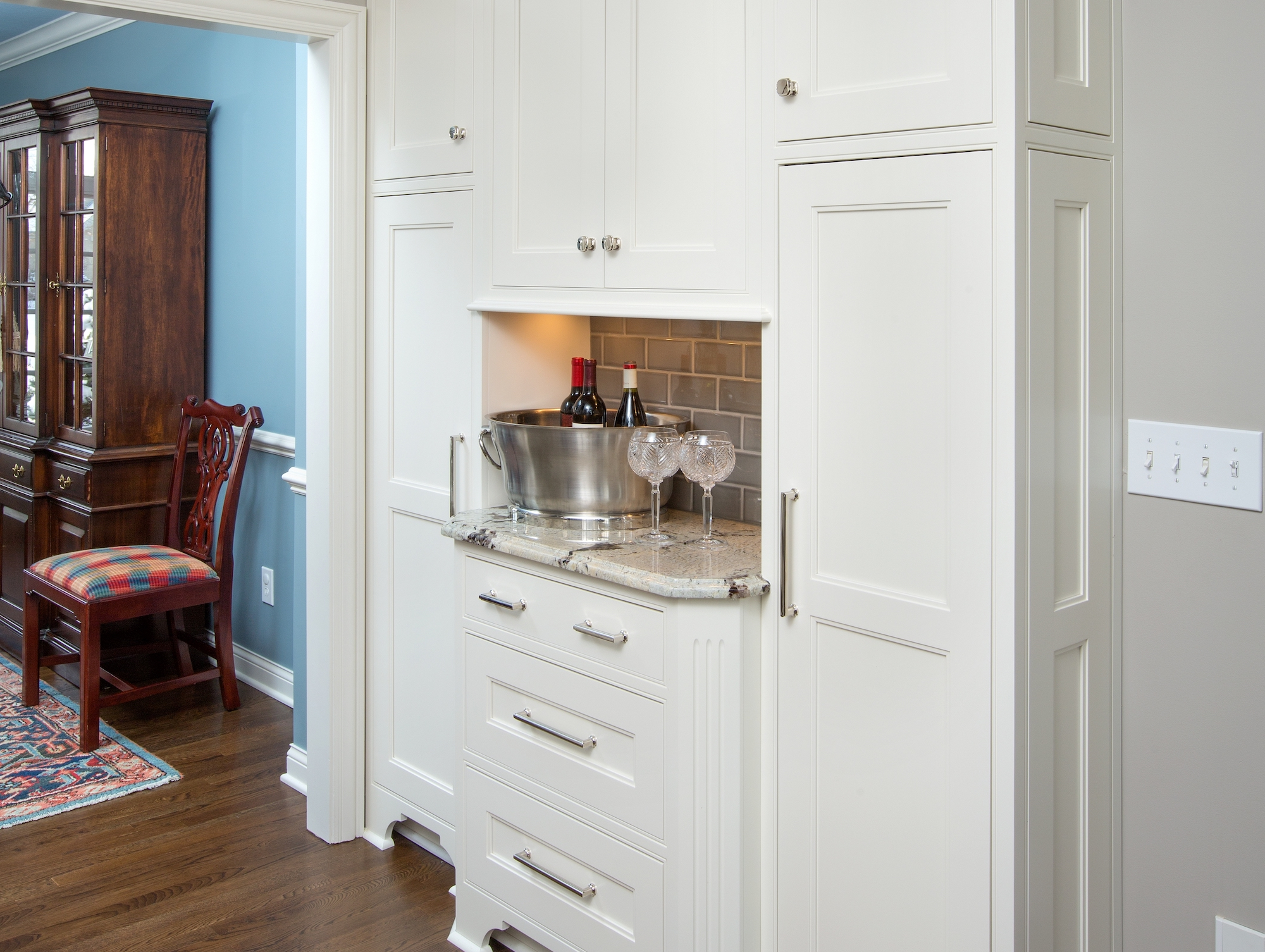 Stunning Dublin Ohio Kitchen Remodel